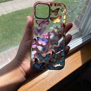 Casetify Butterfly case